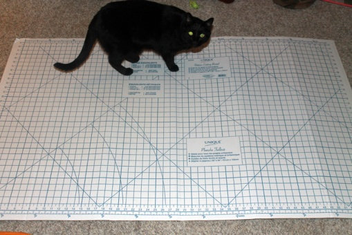 kittycuttingmat